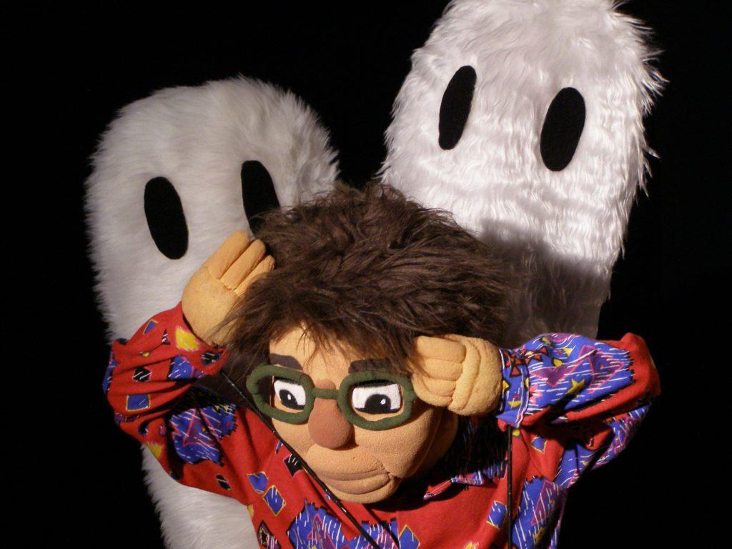 Fantasmas y Daniel. El niño que quería ser Harry Potter