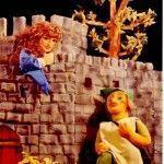 Robin y Marian en el castillo