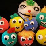 Bolanieve y los siete redonditos