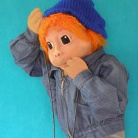 Marioneta de Juan sin miedo