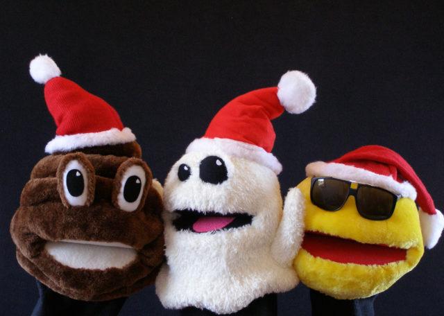Títeres navideños
